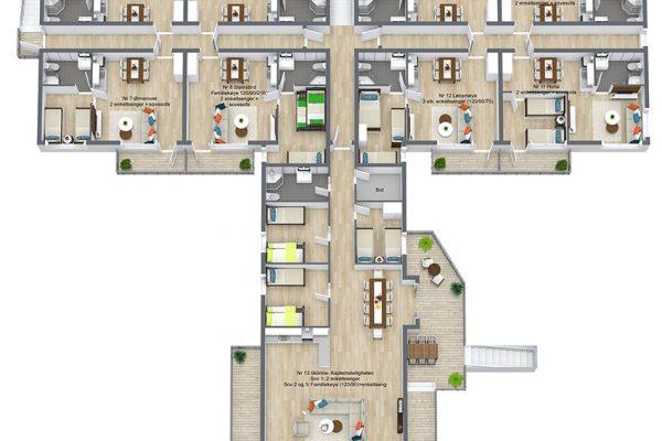 Leka-Brygge-AS---2.-Etasje---3D-Floor-Plan